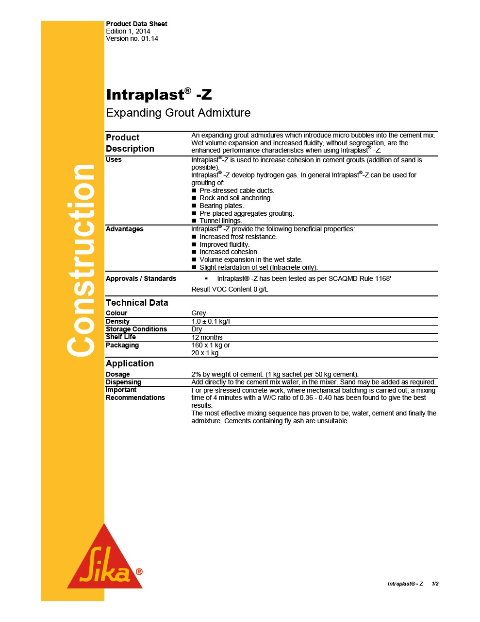 Intraplast -Z